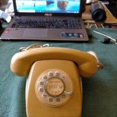Teléfonos: TELEFONO DE MESA VINTAGE. CONSERVA SU ANTIGUO NÚM.. Lote 214919631