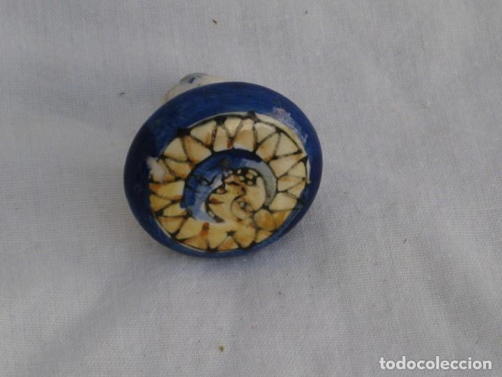 Antigüedades: Lote de tiradores de metal...... - Foto 4 - 215037381