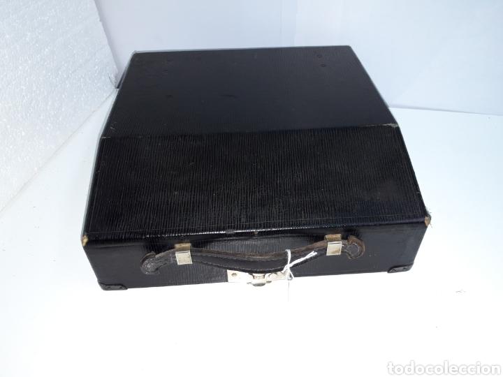 Antigüedades: Maquina de escribir, Typewriter, Schreibmaschinen, machine á écrire REMINGTON - Foto 8 - 215065575