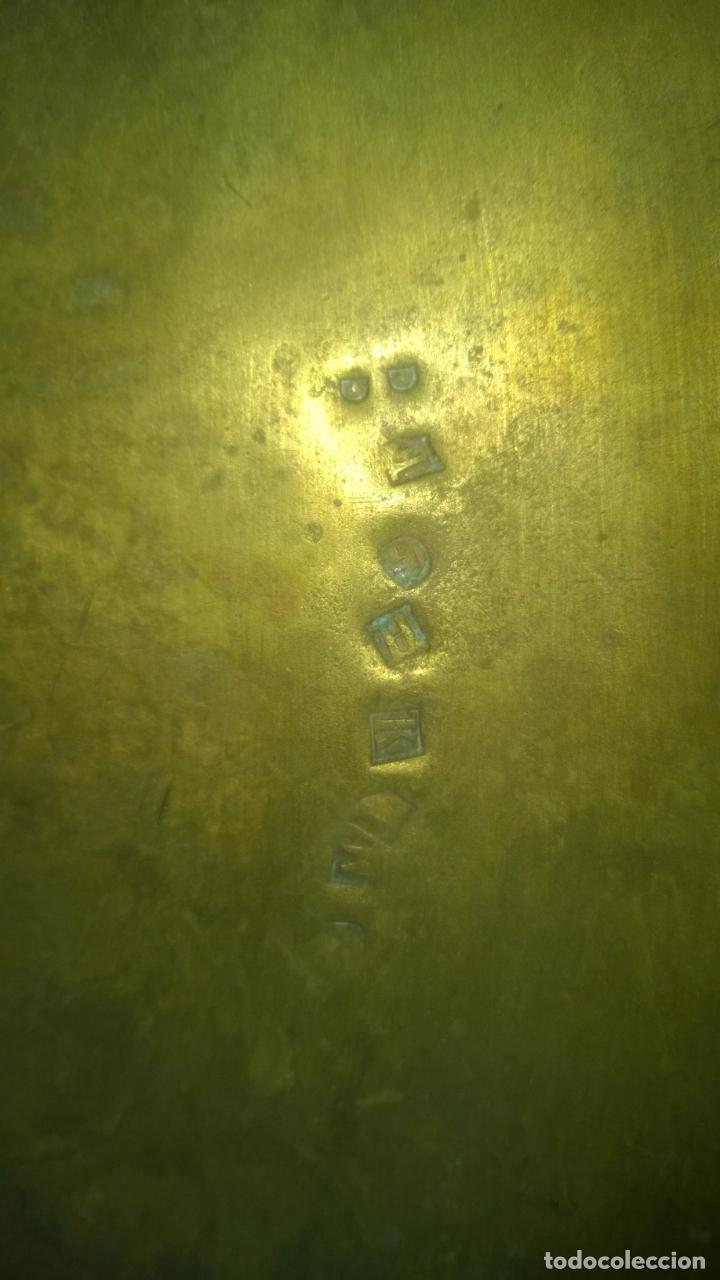 Antigüedades: BALANZA ANTIGUA FRANCESA. 25 Kgms. - Foto 3 - 215248741