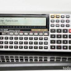 Antigüedades: CASIO FX-850P ORDENADOR DE BOLSILLO PROGRAMABLE DE 1987. Lote 215280851