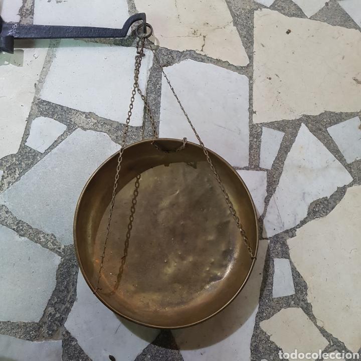 Antigüedades: ANTIGUA BASCULA - Foto 3 - 215421770