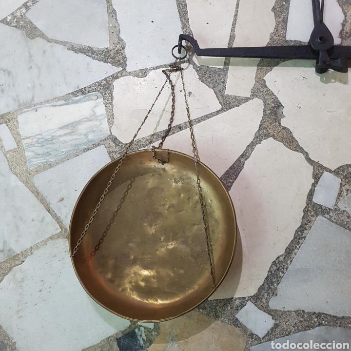 Antigüedades: ANTIGUA BASCULA - Foto 5 - 215421770