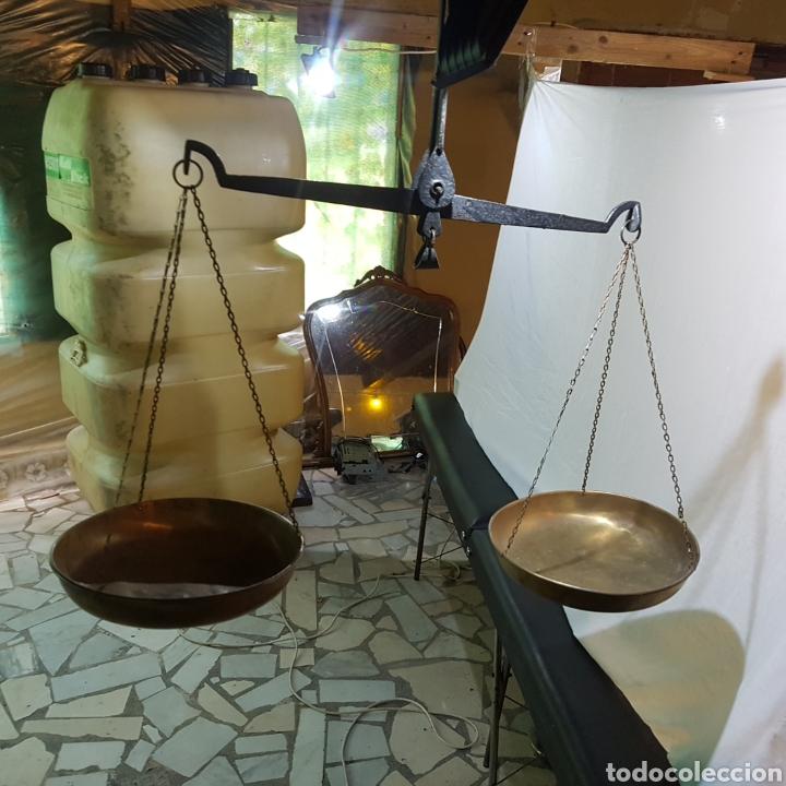 Antigüedades: ANTIGUA BASCULA - Foto 7 - 215421770