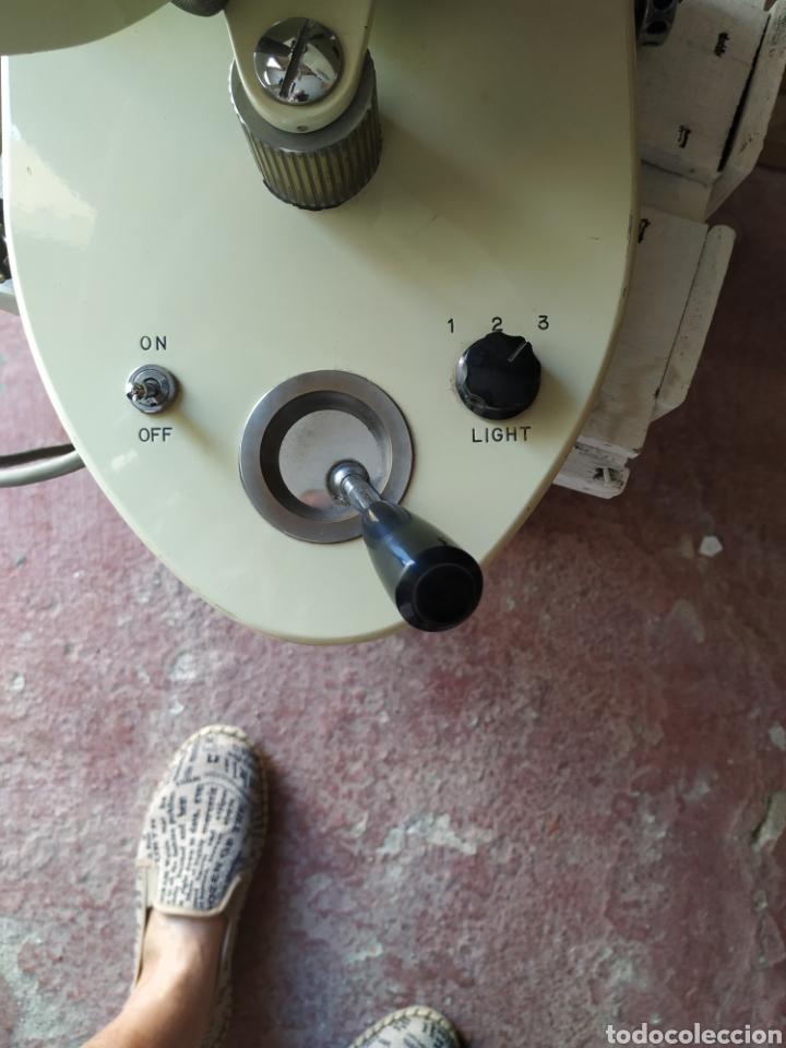 Antigüedades: Antiguo aparato de óptica - Foto 3 - 215523132