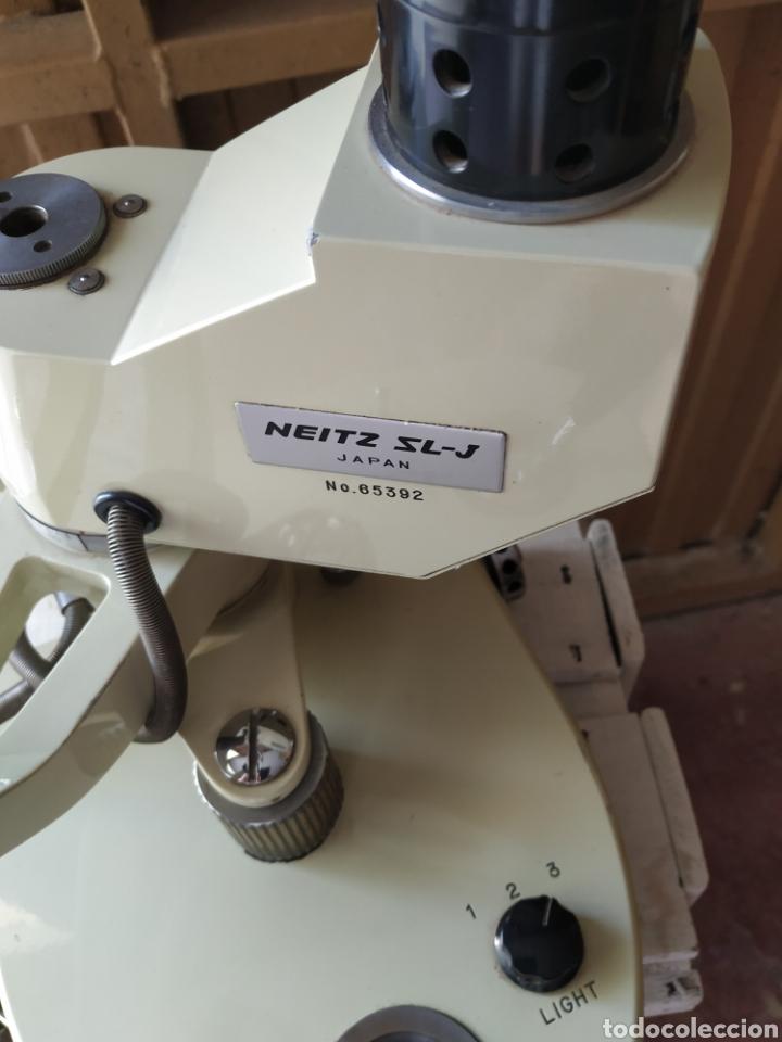 Antigüedades: Antiguo aparato de óptica - Foto 4 - 215523132
