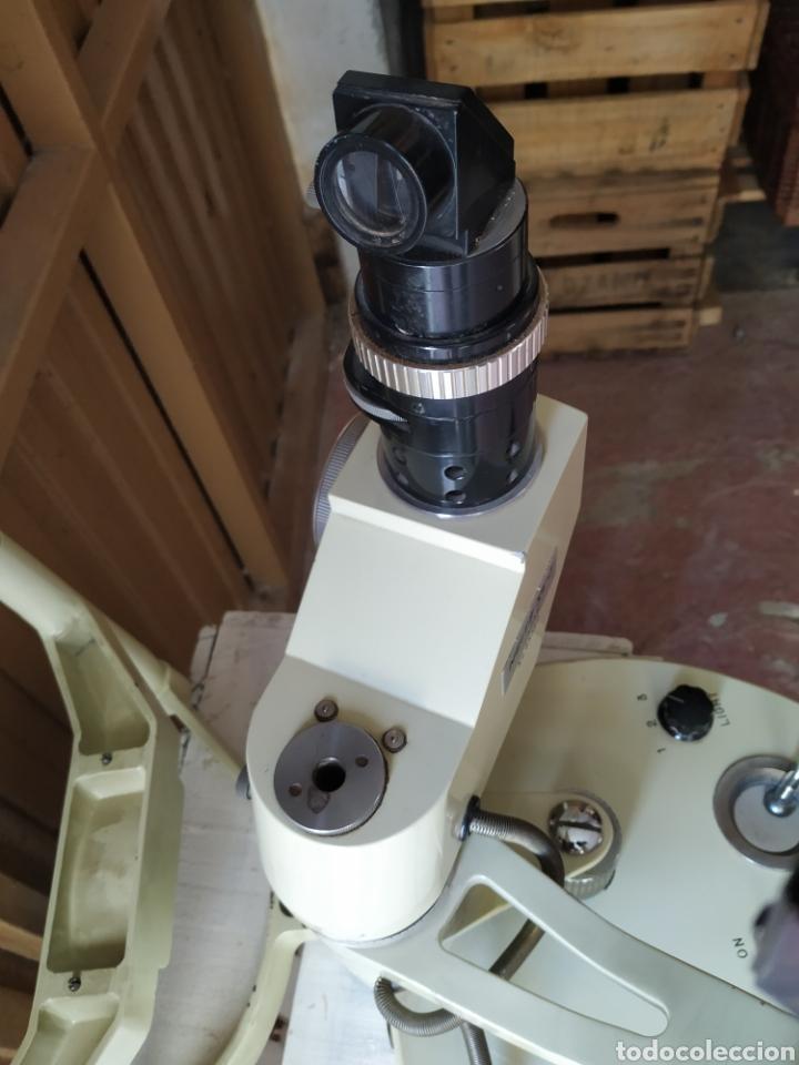 Antigüedades: Antiguo aparato de óptica - Foto 5 - 215523132