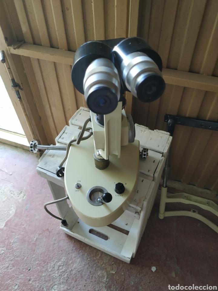 Antigüedades: Antiguo aparato de óptica - Foto 7 - 215523132
