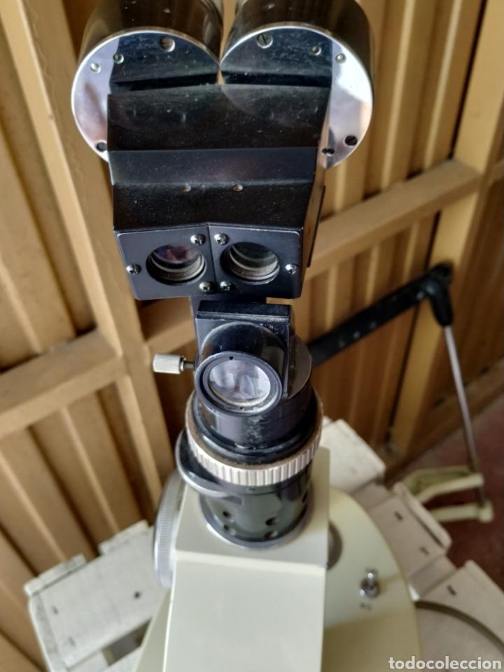 Antigüedades: Antiguo aparato de óptica - Foto 10 - 215523132