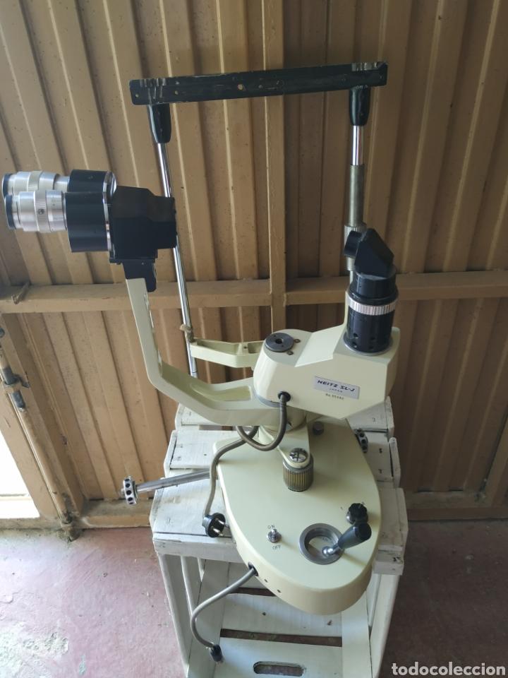 ANTIGUO APARATO DE ÓPTICA (Antigüedades - Técnicas - Otros Instrumentos Ópticos Antiguos)