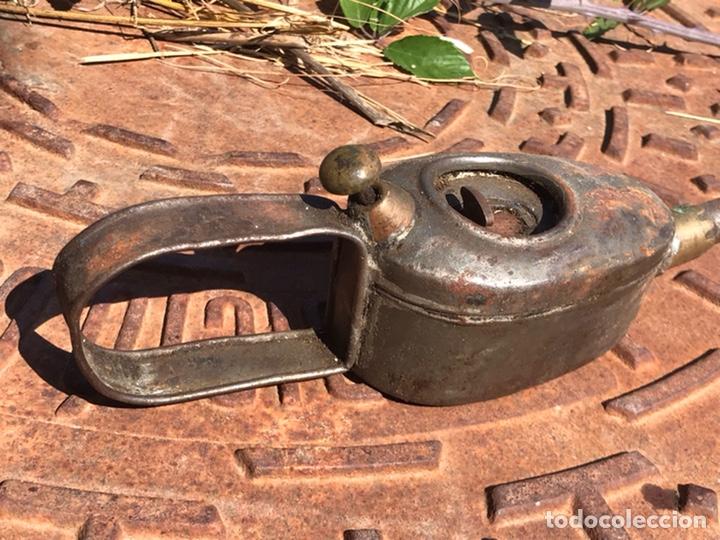Antigüedades: ACEITERA ANTIGUA - Foto 4 - 215540501