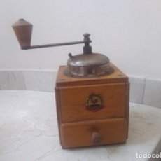 Antigüedades: ANTIGUO MOLINILLO DE CAFE CARL AUGUST LENARTZ. Lote 215640421