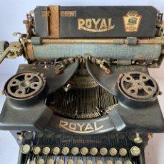Antigüedades: ROYAL MAQ DE ESCRIBIR. Lote 215728486