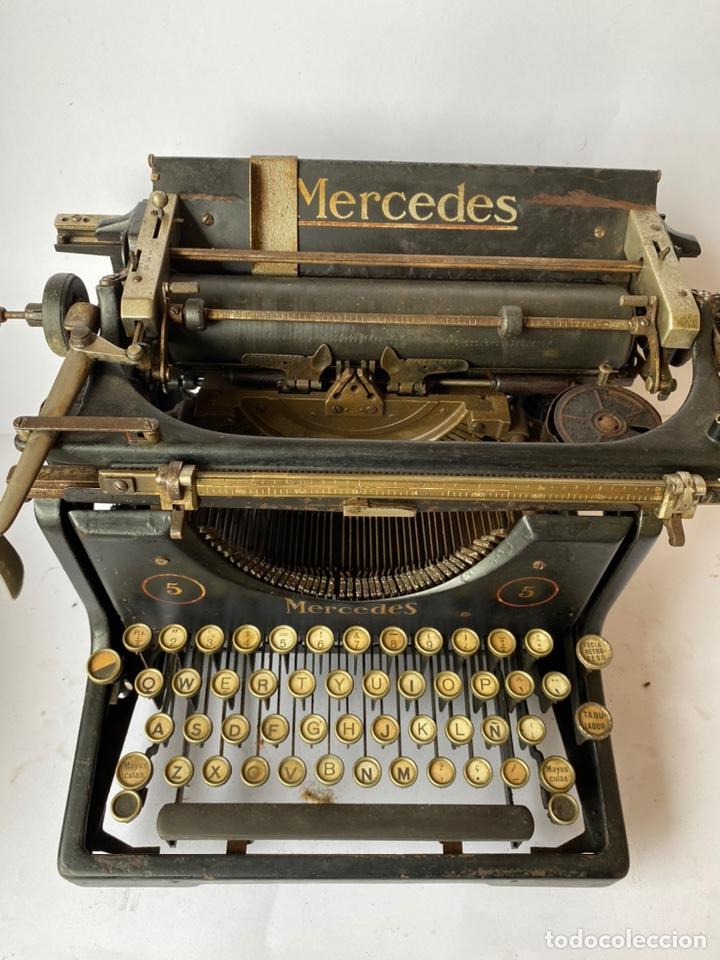 MERCEDES MODEL S (Antigüedades - Técnicas - Máquinas de Escribir Antiguas - Mercedes)