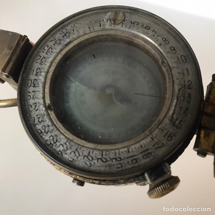 Antigüedades: BRÚJULA O COMPÁS DE LA SEGUNDA GUERRA MUNDIAL - Foto 4 - 215833150