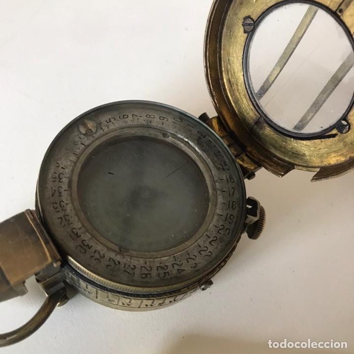 Antigüedades: BRÚJULA O COMPÁS DE LA SEGUNDA GUERRA MUNDIAL - Foto 5 - 215833150