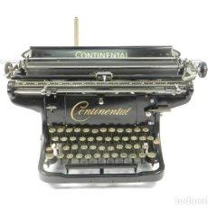 Antigüedades: ANTIGUA MAQUINA DE ESCRIBIR CONTINENTAL AÑO 1925 TYPEWRITER SCHREIBMASCHINE. Lote 215843065