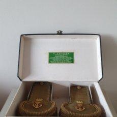 Antigüedades: ANTIGUAS CHARRETERAS/HOMBRERAS DE GALA DE LA MARINA. Lote 213978821