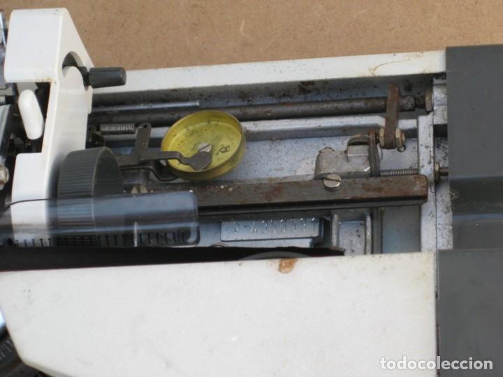 Antigüedades: Maquina escribir Olympia. Traveller de Luxe. - Foto 12 - 215982575
