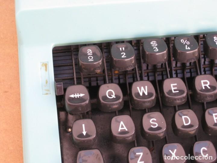Antigüedades: Maquina escribir Maritsa 30 - Foto 3 - 215983060