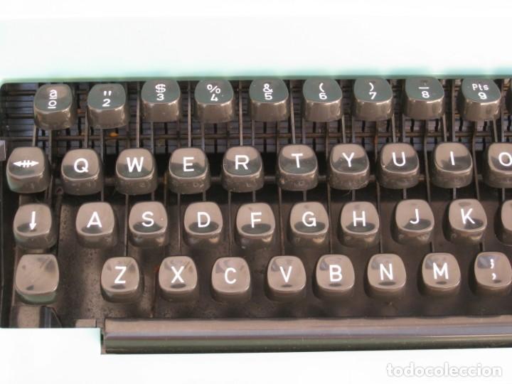 Antigüedades: Maquina escribir Maritsa 30 - Foto 10 - 215983060