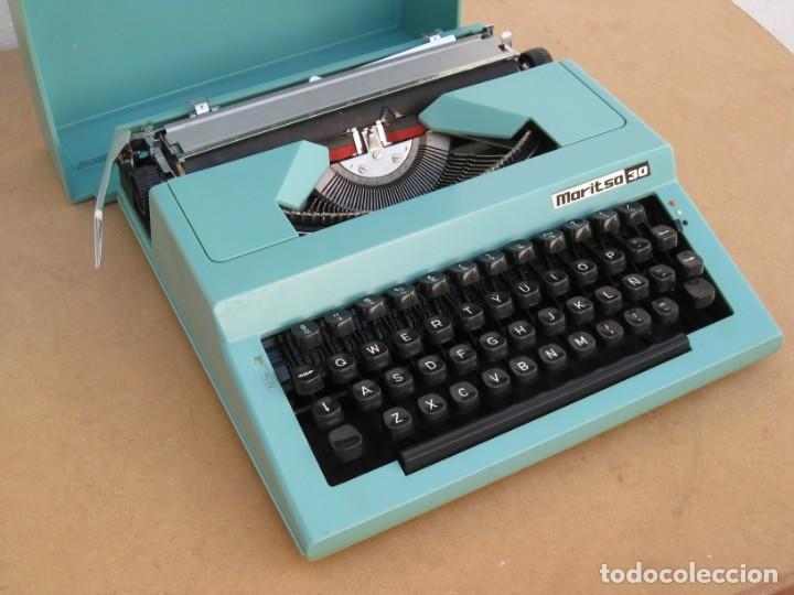 Antigüedades: Maquina escribir Maritsa 30 - Foto 11 - 215983060