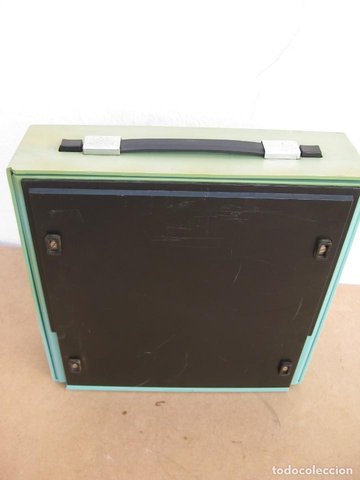 Antigüedades: Maquina escribir Maritsa 30 - Foto 18 - 215983060