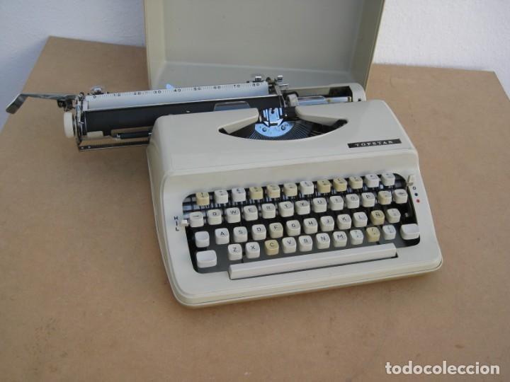 Antigüedades: Maquina escribir Topstar. Model 2000. Japan. - Foto 6 - 215984791
