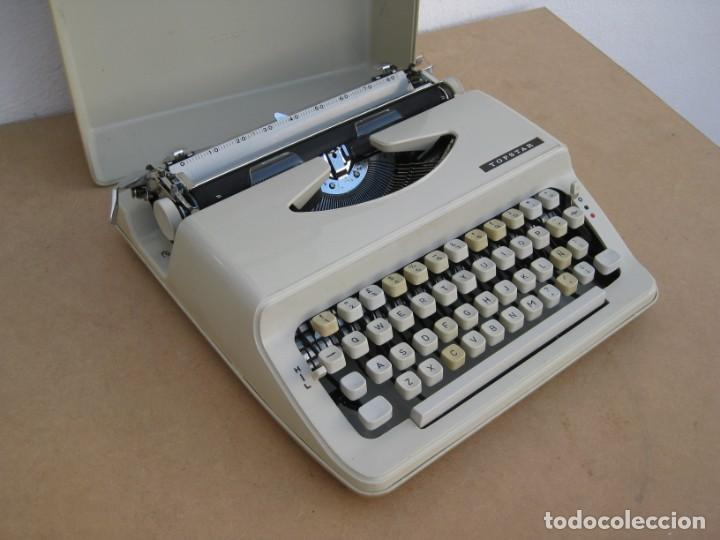 Antigüedades: Maquina escribir Topstar. Model 2000. Japan. - Foto 7 - 215984791