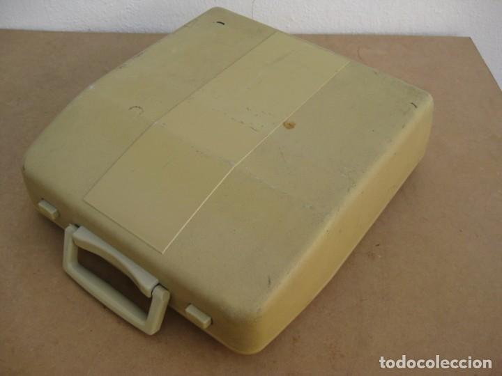 Antigüedades: Maquina escribir Topstar. Model 2000. Japan. - Foto 12 - 215984791