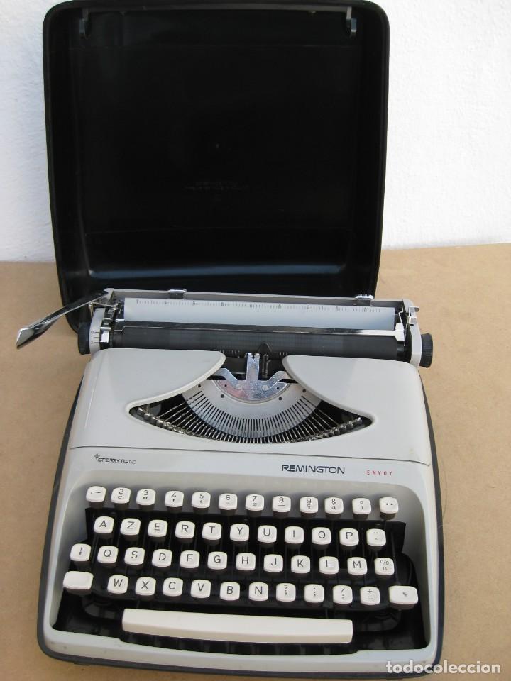 REMINGTON ENVOY. HOLLAND. (Antigüedades - Técnicas - Máquinas de Escribir Antiguas - Remington)