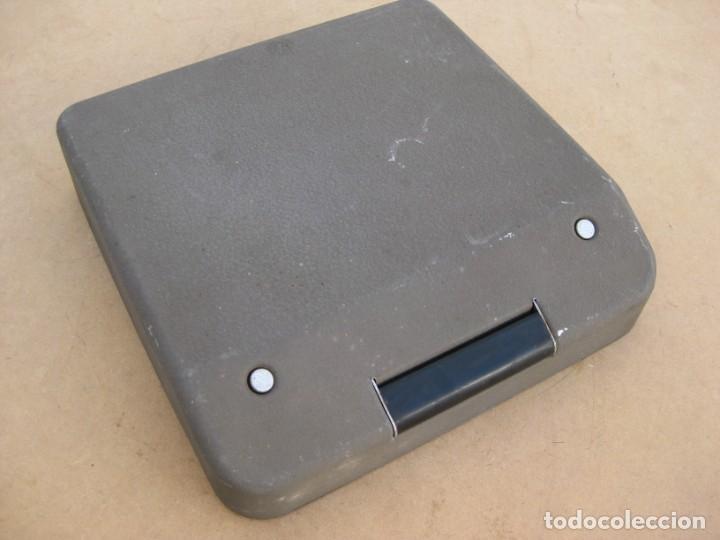 Antigüedades: Maquina escribir antigua. Hermes Baby. Suisse. - Foto 19 - 215985987