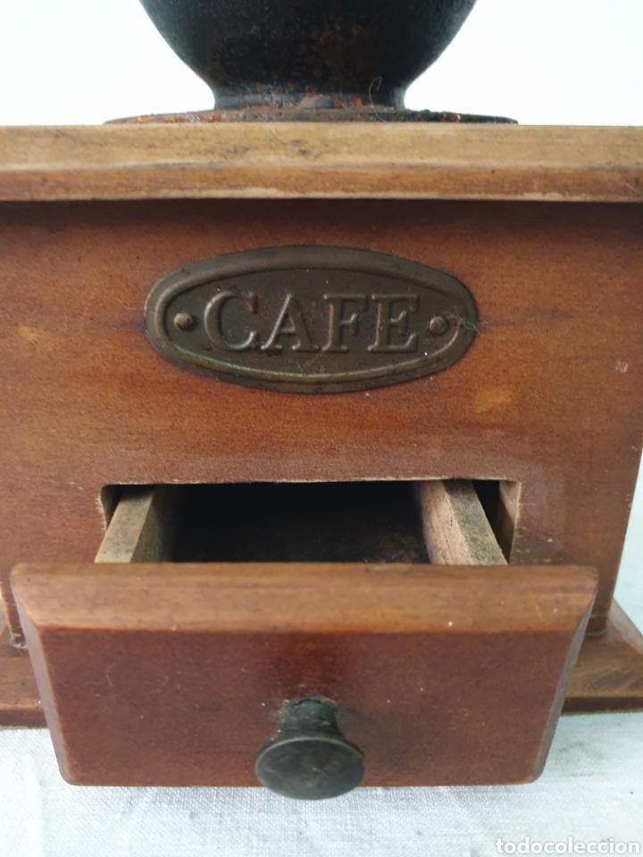 Antigüedades: Molinillo de café - Foto 2 - 216002462