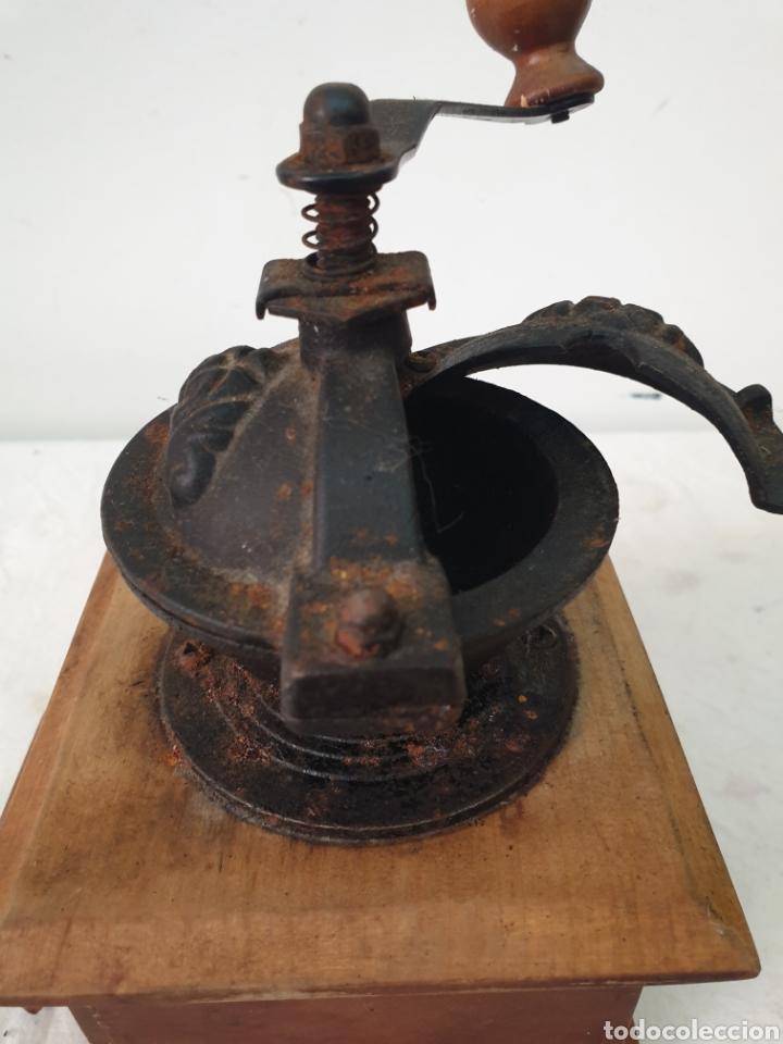Antigüedades: Molinillo de café - Foto 3 - 216002462