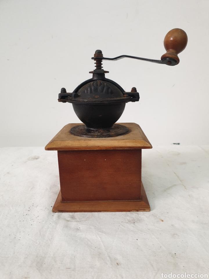 Antigüedades: Molinillo de café - Foto 5 - 216002462