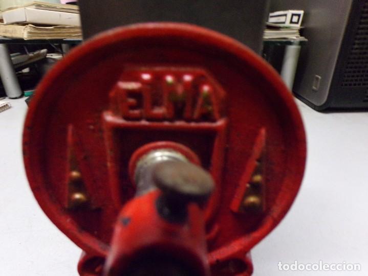 Antigüedades: Molinillo de café Elma muy buen estado - Foto 4 - 216368841