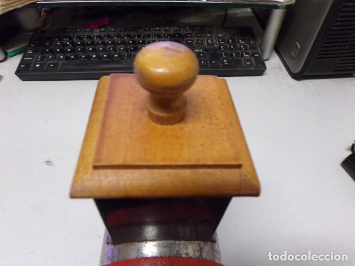 Antigüedades: Molinillo de café Elma muy buen estado - Foto 5 - 216368841