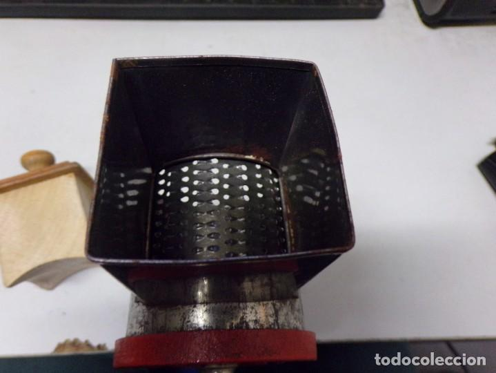 Antigüedades: Molinillo de café Elma muy buen estado - Foto 6 - 216368841