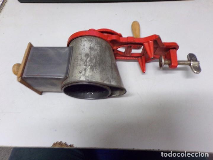 Antigüedades: Molinillo de café Elma muy buen estado - Foto 9 - 216368841