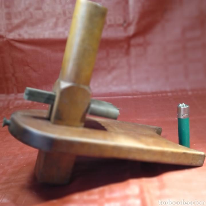 ENORME GRAMIL DE CARPINTERO DE RIBERA. HERRAMIENTA ESPECIAL. (Antigüedades - Técnicas - Herramientas Profesionales - Carpintería )
