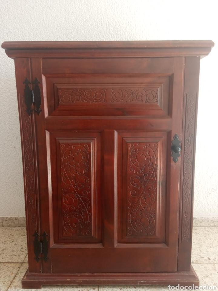 Antigüedades: Maquina de coser y mueble Alfa - Foto 15 - 216471815