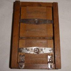 Antigüedades: PRENSA PARA NEGATIVOS. Lote 216618025