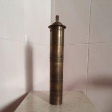 Antigüedades: ANTIGUO MOLINILLO DE CAFE TURCO REALIZADO EN METAL. Lote 216716347
