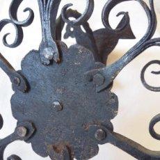 Antigüedades: FILIGRANA DE FORJA - GRANADINA. Lote 216725236