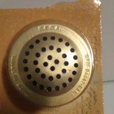 Teléfonos: RECAMBIO DE TELEFONÍA, TELÉFONOS ANTIGUOS, CÁPSULAS DE SESA, EN SU BLISTER, CTNE. Lote 216759957