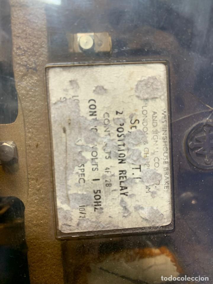 Teléfonos: TELEFONIA TELEFONO RELE RELAY MOTOROLA AÑOS 70 24X20X16CMS - Foto 6 - 216775617
