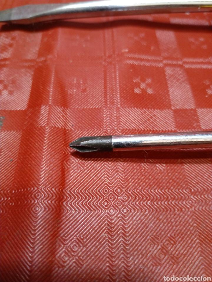 Antigüedades: Lote Stanley. Antiguas herramientas de carpintería. Todas en uso. - Foto 3 - 216997467