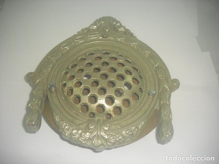 PRECIOSA MIRILLA MODERNISTA (Antigüedades - Técnicas - Cerrajería y Forja - Varios Cerrajería y Forja Antigua)