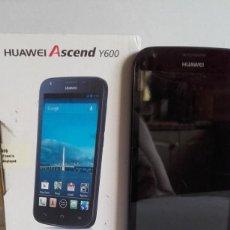 Teléfonos: TELEFONO MOVIL HUAWEI Y600. PARA REPARAR. Lote 217215945