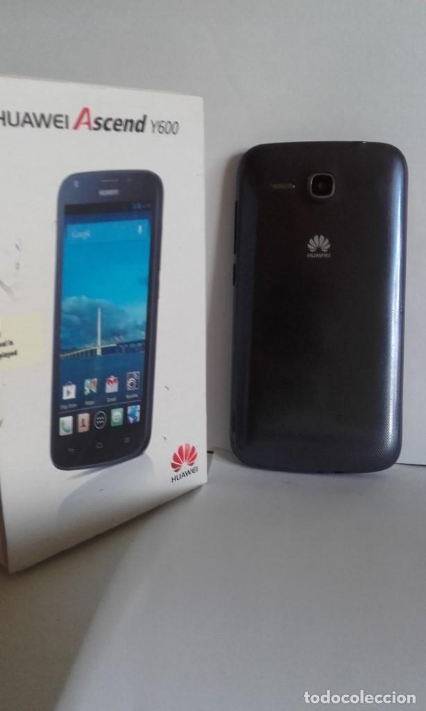 Teléfonos: TELEFONO MOVIL HUAWEI Y600. PARA REPARAR - Foto 2 - 217215945